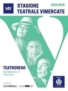 STAGIONE TEATRALE VIMERCATE 18/19