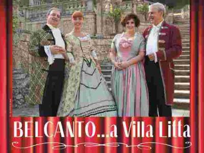 Bel Canto a ... Villa Litta