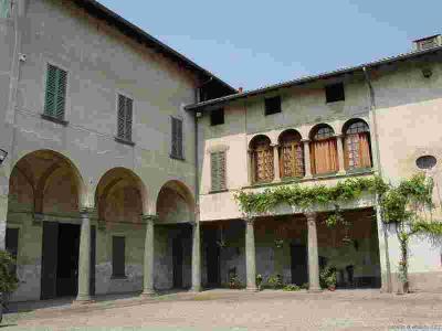 Annone Brianza - Parco di  Villa Cabella - Chiesa Parrocchiale - Villa Giani  - Villa Sant'Ubaldo