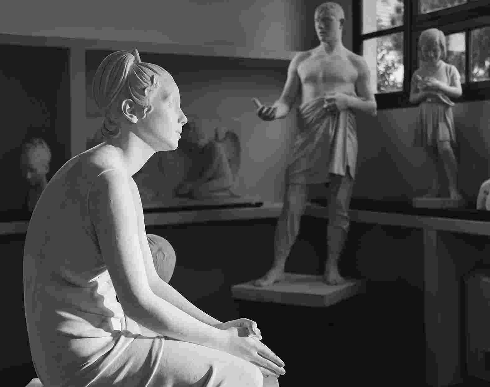 Giuseppe Mozzanica. La scultura.