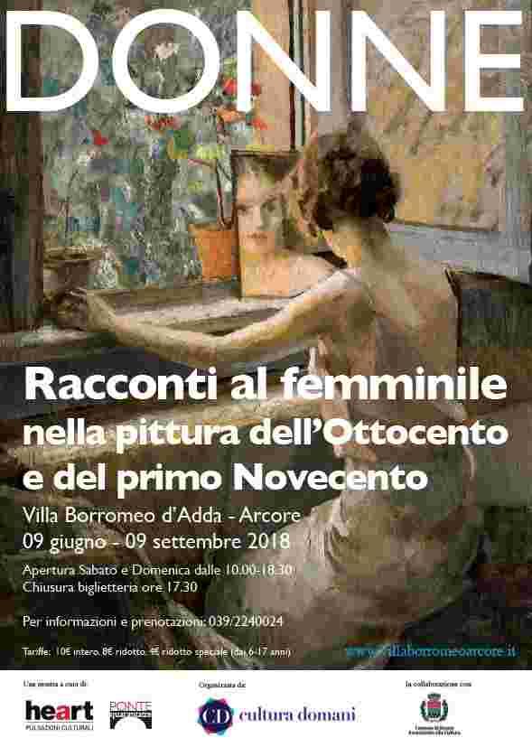 Visita a Villa Borromeo e alla Mostra